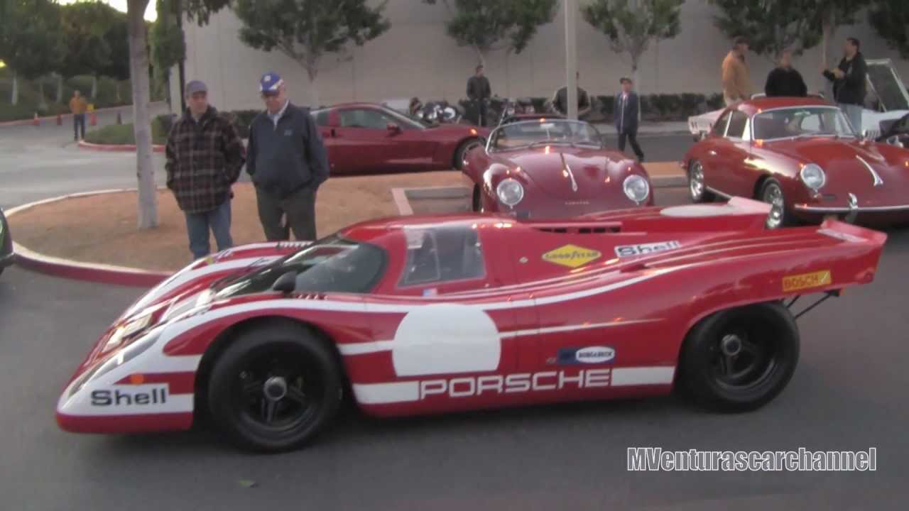 Porsche 917 Replica - YouTube