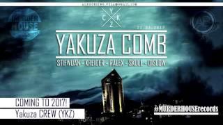 YKZ Crew Single: Yakuza Comb STIFWUAN Kreider MC Ralex MC SKULL Dis...