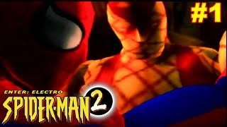 Spider-Man 2: Enter Electro PS1 Gameplay #1 [Revisited]