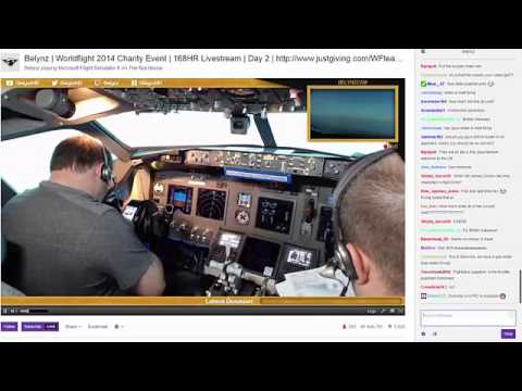 Gaz flying WF1412 from Memphis to Chicago - Worldflight 2014