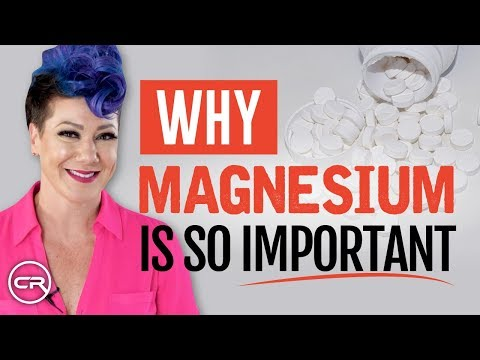 Health Benefits of Magnesium Supplements (Why Magnesium is So Important)