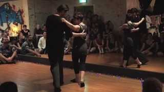 Mark Carpenter & Kelly Howard - Fusion Improv Dancing at Sydney Blues 2015
