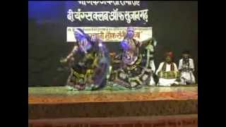 (Kalbeliya Dance)Manak Jayanti of The Youngs Club of Sujangarh-Rajasthani Lok Sangeet SandhyaPART-II