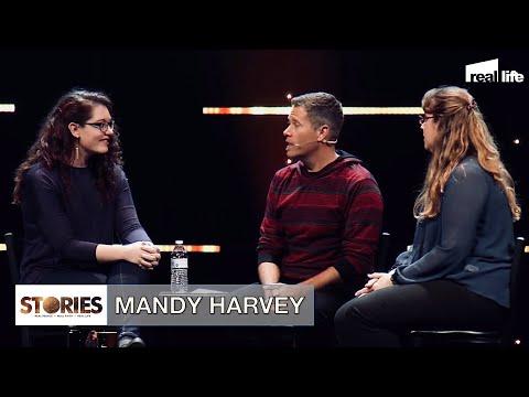 Stories  Mandy Harvey