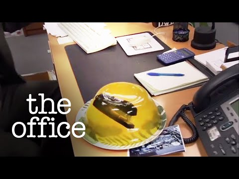 The Office 10th Anniversary: Top 10 Jim and Dwight Pranks | Time
