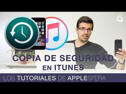 Cómo hacer copias de seguridad en iTunes cuando tenemos iCloud lleno