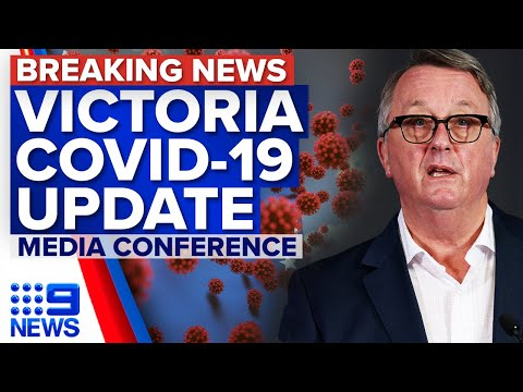 Victoria records three new cases from over 40,000 tests   Coronavirus   9 News Australia
