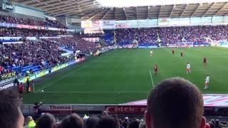 Matt Connolly 2nd Goal For Cardiff City Vs Blackpool (29.09