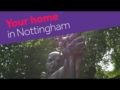 Liberty Living City Guide: Nottingham