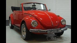 VW Beetle cabriolet 1970-VIDEO- www.ERclassics.com
