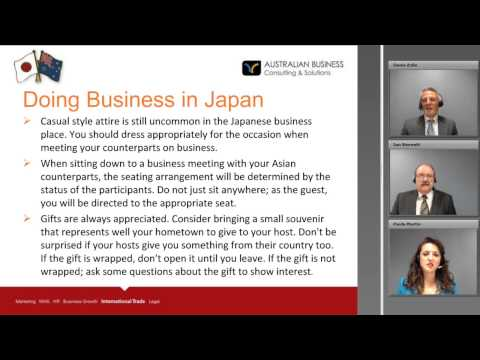 Opportunities in Japan