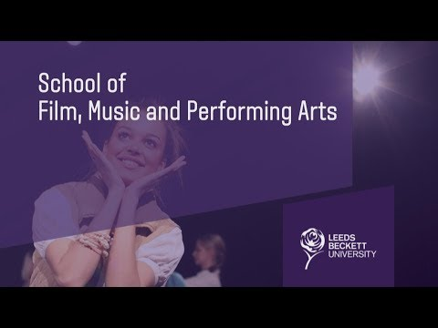 The School of Film, Music & Performing Arts