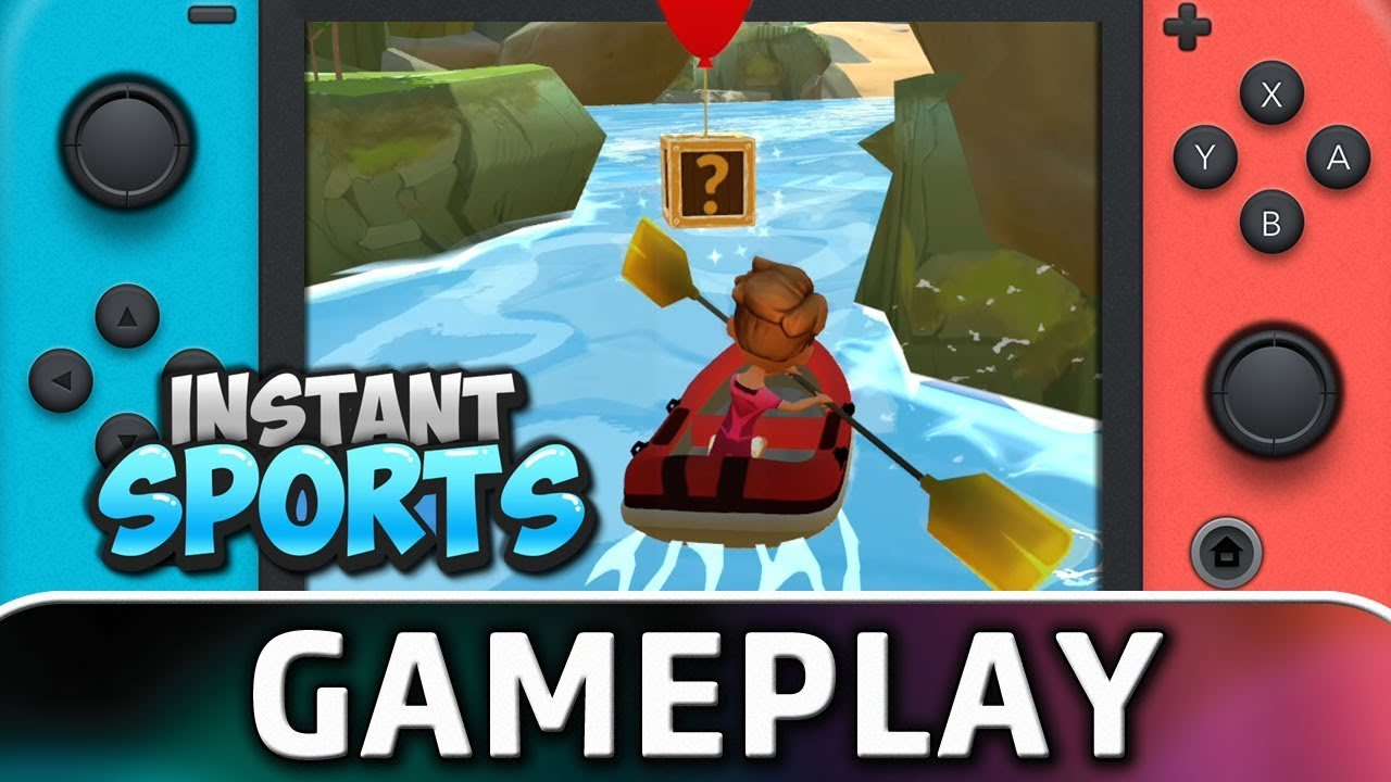 Instant Sports   First 10 Minutes on Nintendo Switch