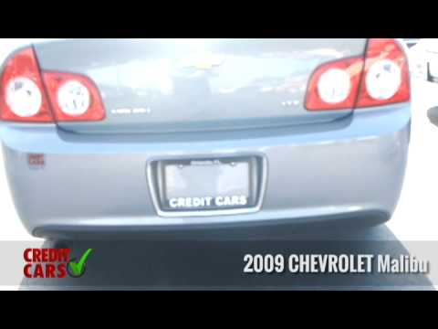 Credit Cars: 2009 Chevrolet Malibu