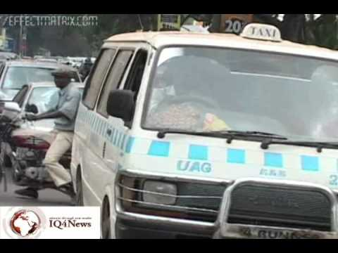 UGANDA: The business of public transport in Kampala