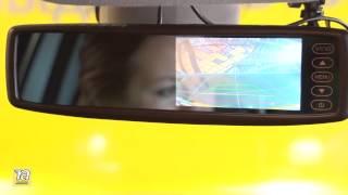 Салонное зеркало заднего вида с камерой - насколько удобно?(, 2014-08-27T11:49:38.000Z)