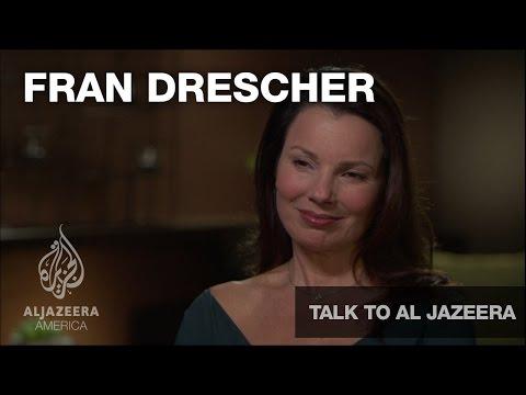 Fran Drescher - Talk to Al Jazeera