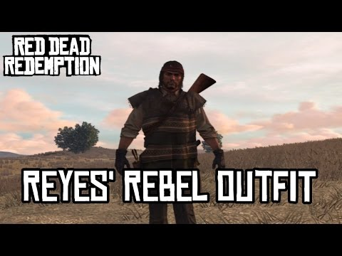 Reyes' Rebel Outfit - Red Dead Redemption (HD)