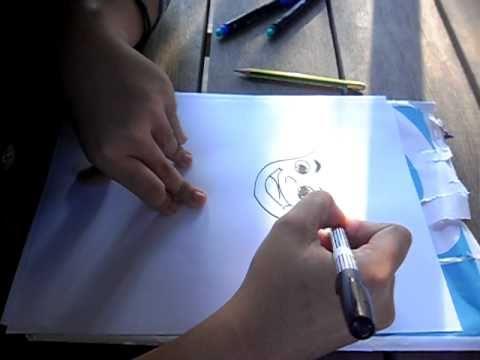วาดภาพการ์ตูน ง่ายๆ