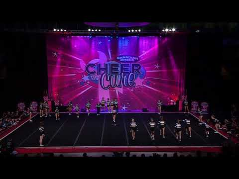 Cheer Sport Caribbean Sharks Senior   Coed 4YT