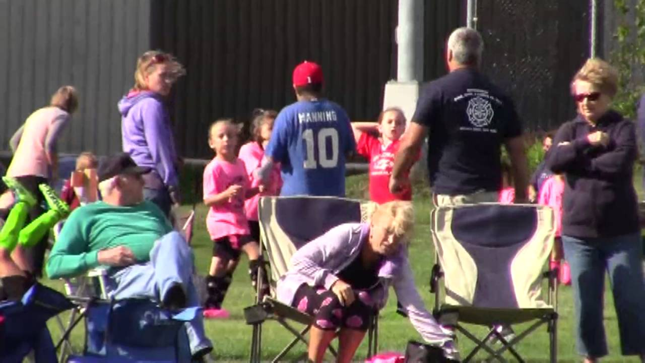 Champlain - Rouses Point Pee Wees  9-17-16