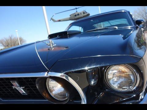 1969 Big Block Mach 1 Mustang Muscle Car Youtube