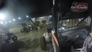 WoO Sprint Cars: The Year in In-Car Camera's