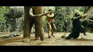 Ong Bak 2 Elephant Fight