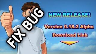 Fix Bug V0.18.2 Summertime Saga Update Latest