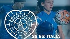 Rakkaudesta lajiin S2E5: Italia | Helmarit huippusarjassa