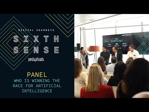 Panel - Who is winning the race for artificial intelligence