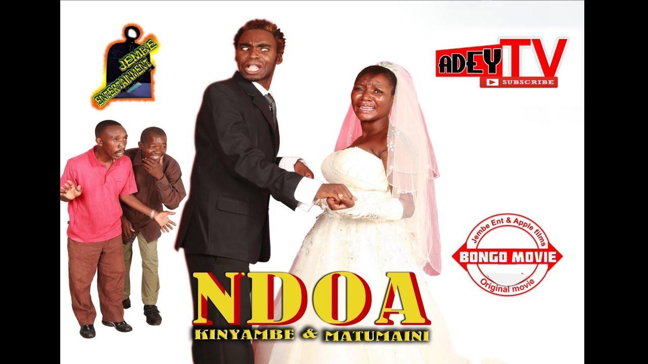 Download NDOA YA KINYAMBE NA MATUMAINI  part 1 (Full Movie SWAHILI COMED)