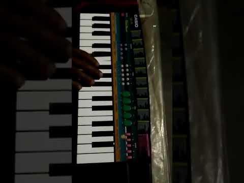 Odia danda nach  piano note