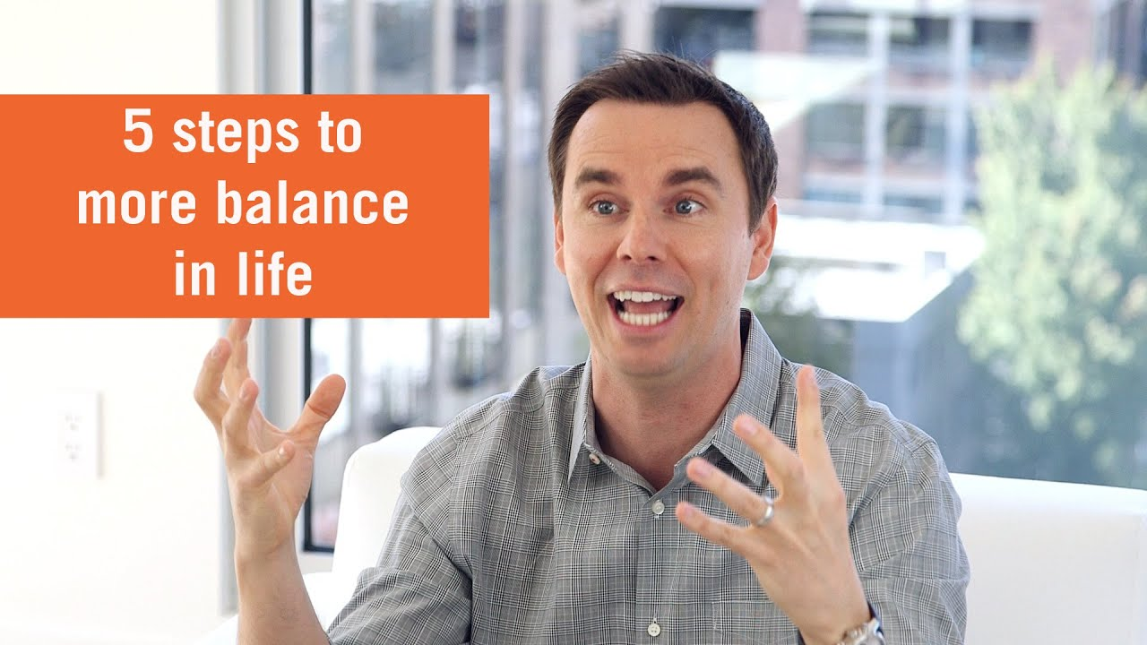 5 Ways to Achieve More Balance in Your Life