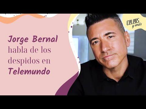 Jorge Bernal nos habla en exclusiva de la salida de Carolina Sandoval de 'Suelta la Sopa'
