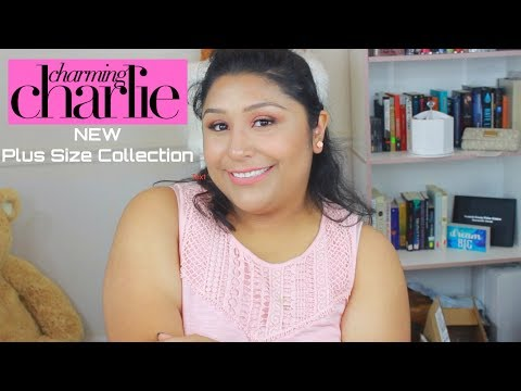 HUGE Charming Charlie NEW PLUS SIZE COLLECTION HAUL | Plus Size Fashion