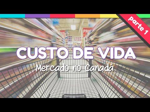 #10 - CUSTO DE VIDA: Supermercado - Parte 1 | Vem Canadá