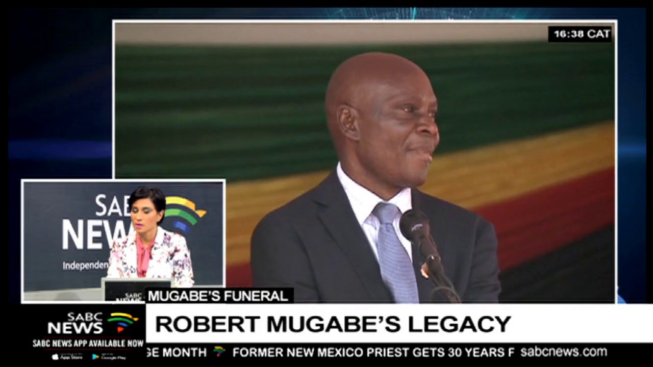 World Leaders, citizens turn out for Mugabe's funeral