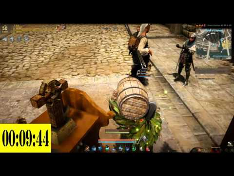 FoE Black Desert Online 1300 Contribution in 20 minutes/day