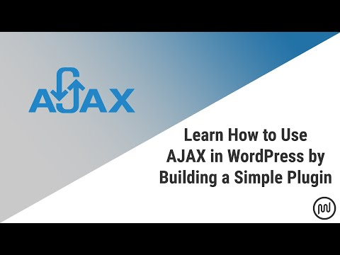 Learn How To Use AJAX In WordPress By Building A Simple Plugin