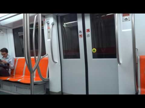 Rome Metro Line A: Termini to Ottaviano