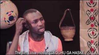 INTERVIEW WITH NAZIFI ASNANIC (Gaskiya da gaskiya) (Hausa Films & Music)
