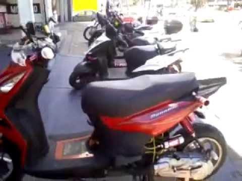 scooter power bogota tuning