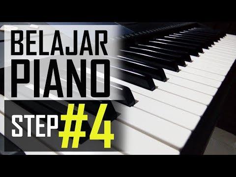 Belajar Piano #4 - Tutorial Lagu