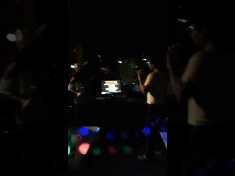 Terry karaoke Old Olchard Beach 2017