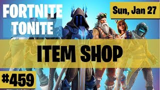 Show gun to SHOGUN; get swift BACKSTROKE | Item Shop #459 | Fortnite