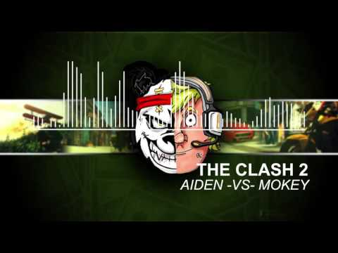 The Clash 2 - Aiden VS Mokey (music)