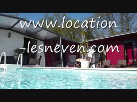 Location vacances en bretagne avec piscine youtube - Location bretagne piscine ...