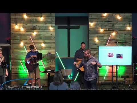 Northeast Christian Church Live- The Christmas Option week 2 ""