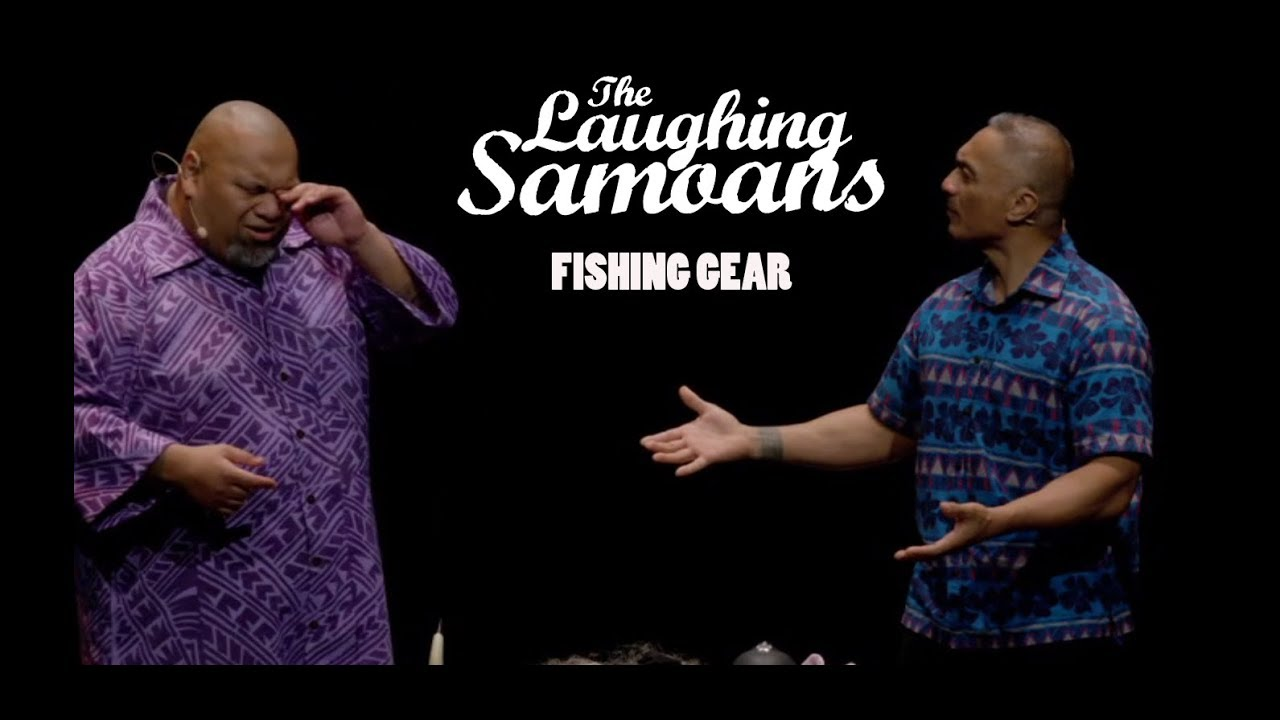 The Laughing Samoans Fishing Gear From Island Time